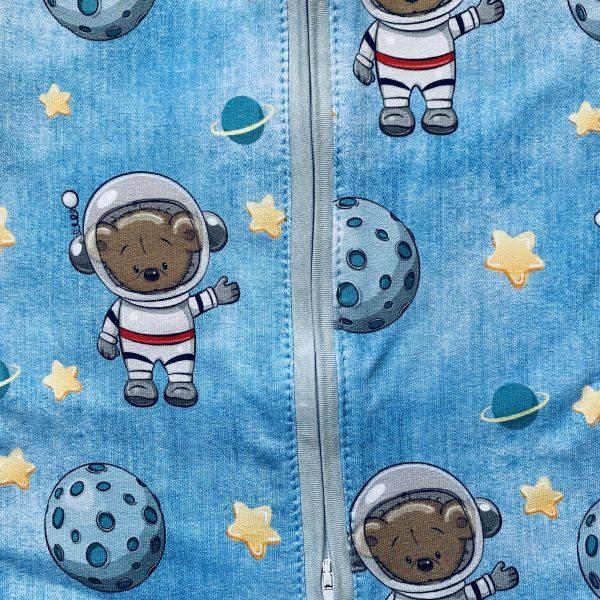 zavinovačka a spací vak kozmonaut